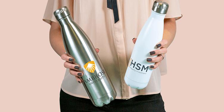Flasky - Metall-Flaschen