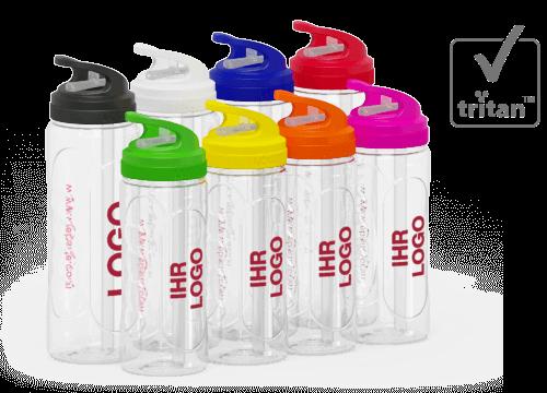 Wave - Trinkflaschen mit Logo